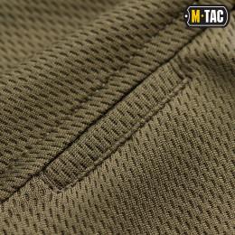 M-Tac поло Elite Tactical Coolmax олива