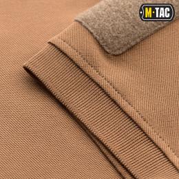 M-Tac поло тактическое 65/35 Coyote Brown