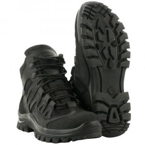 M-Tac ботинки полевые Mk.2 R черные