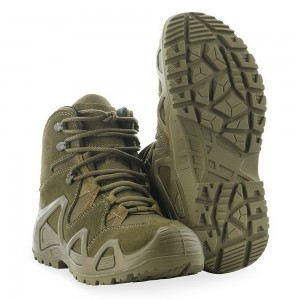 M-Tac Ботинки тактические Alligator олива