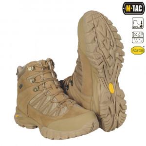 M-Tac Ботинки тактические Nashorn койот