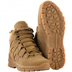 M-Tac ботинки полевые Panther койот