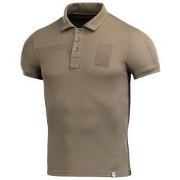 M-Tac футболка-поло с велкро олива