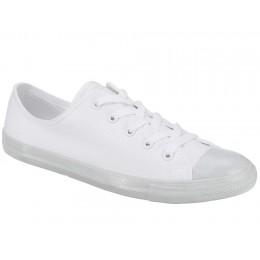 Кеды Converse Chuck Taylor All Star Dainty OX 563475C белые