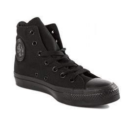 Кеды Converse Chuck Taylor All Star Core Hi Black Monochrome M3310