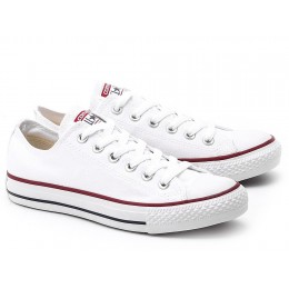 Кеды Converse Chuck Taylor All Star Classic Low Optical White M7652C