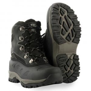 M-Tac Ботинки зимние Thinsulate Ultra черные