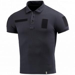 M-Tac футболка поло с велкро dark navy blue