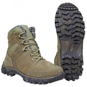 Милитарка™ ботинки Коршун mod.2 на меху койот
