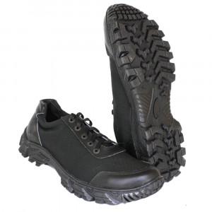 Милитарка™ кроссовки AIR+ police чёрные