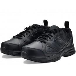 Кожаные кроссовки New Balance WX624AB5